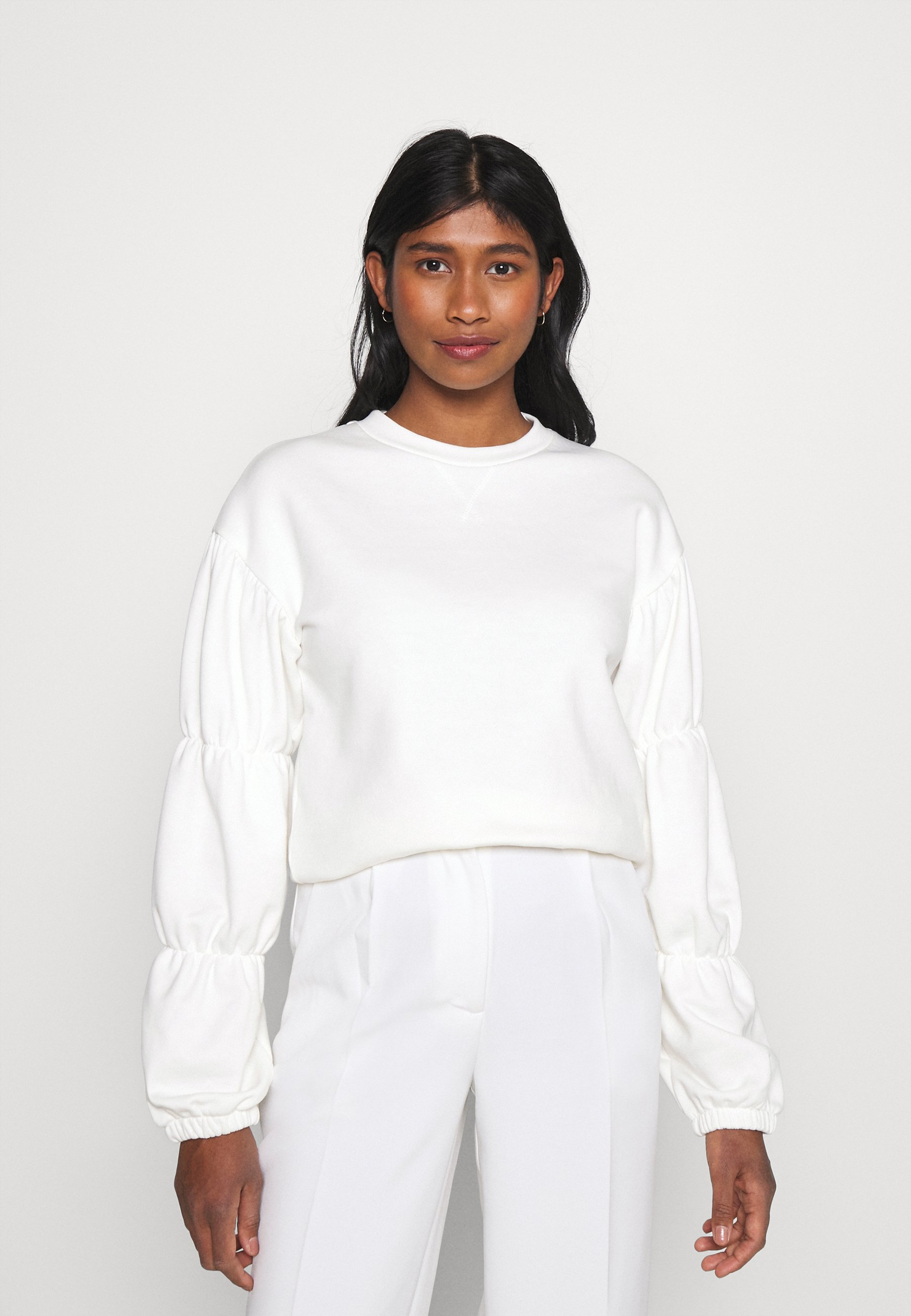 Women DETAILED SLEEVE - Sweatshirt