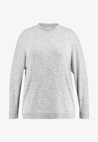 Kaffe Curve - Pullover - grey melange - 3