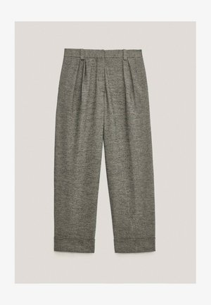Trousers - brown