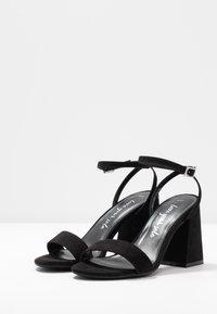 New Look - SPOINT - Sandály na vysokém podpatku - black - 4