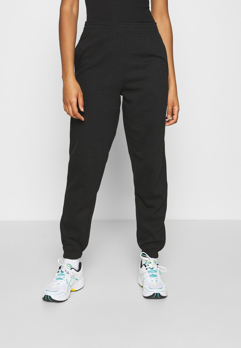 New Look - CUFFED JOGGER - Joggebukse - black