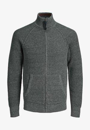 Strickjacke - navy blazer