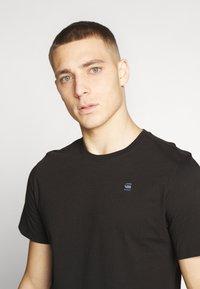 G-Star - BASE - Basic T-shirt - black - 4