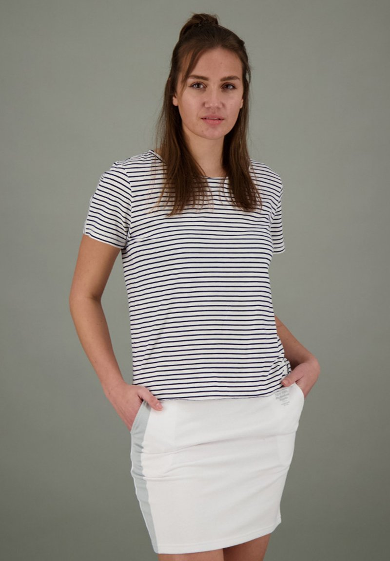 Better Rich - Print T-shirt - weiß blau