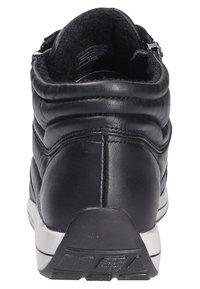 ara - COMFORT - Höga sneakers - schwarz - 6