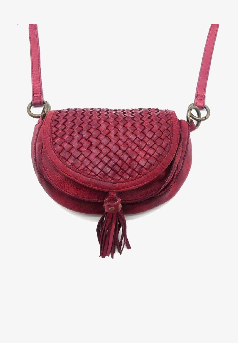 Taschendieb - Across body bag - rot