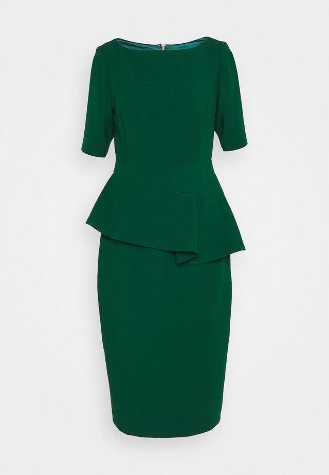 ROMOLAA - Pouzdrové šaty - dark green