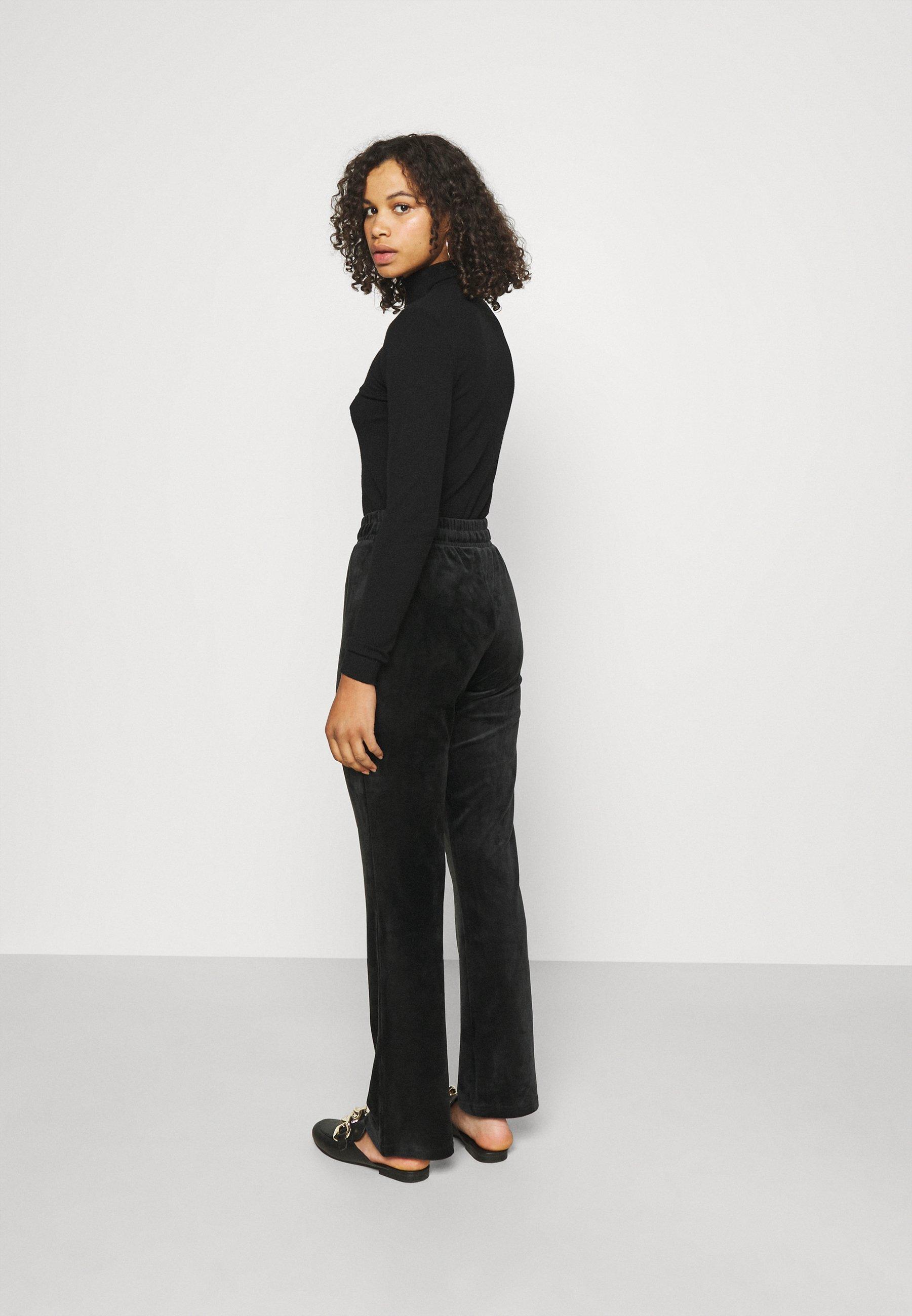 Donna ONLLAYA SWEET FLARED PANT - Pantaloni