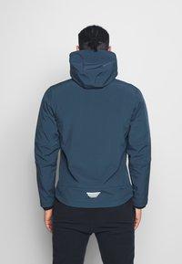 CMP - MAN JACKET ZIP HOOD - Soft shell jacket - cosmo - 2