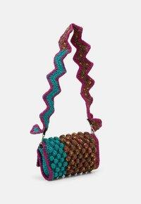 M Missoni - BAGUETTE PUNTO NOCCIOLA - Across body bag - purple - 2