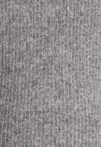 Topshop Maternity - BRUSHED NECK VEST - Top - grey - 2