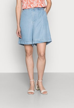 ILUNA - Shorts - light blue denim