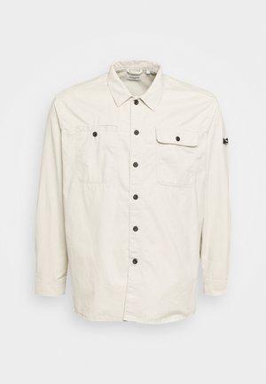 JCOBEN CLASSIC OVERSHIRT - Shirt - moonbeam