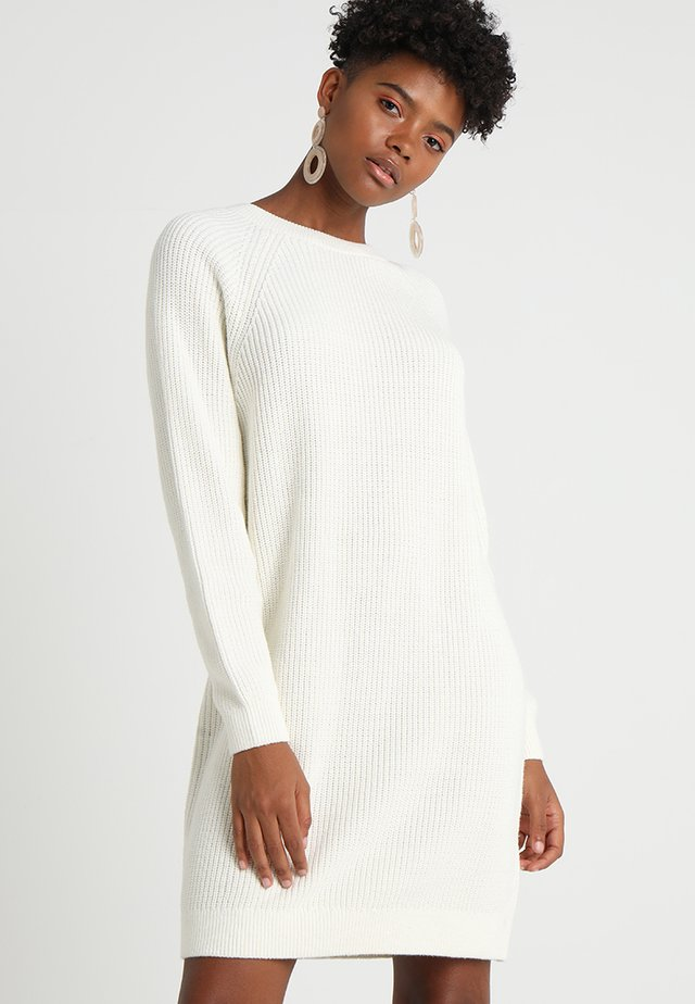 MARION DRESS - Jumper dress - off white