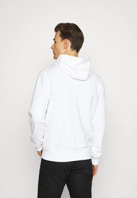 Tommy Hilfiger - SIGNATURE HOODED ZIP THROUGH - Zip-up hoodie - white - 2