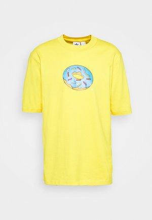 DOH TEE - T-shirts print - super yellow