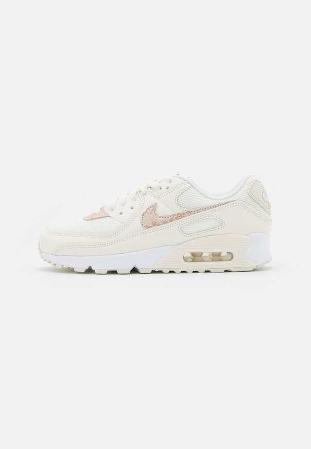 AIR MAX 90 - Sneakers laag - sail/particle beige/white