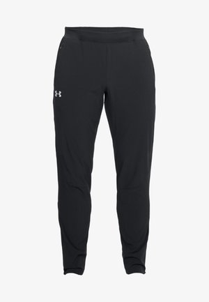 OUTRUN THE STORM - Trousers - black