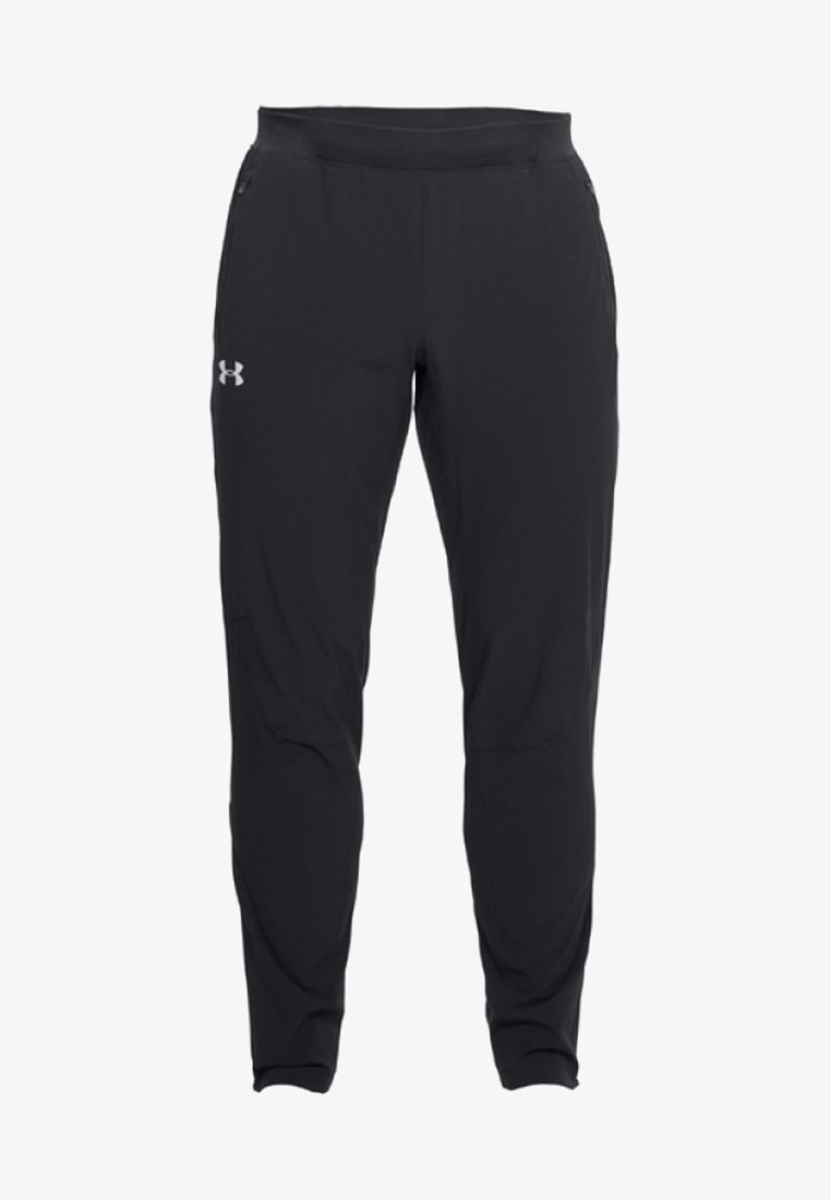Under Armour - OUTRUN THE STORM - Trousers - black
