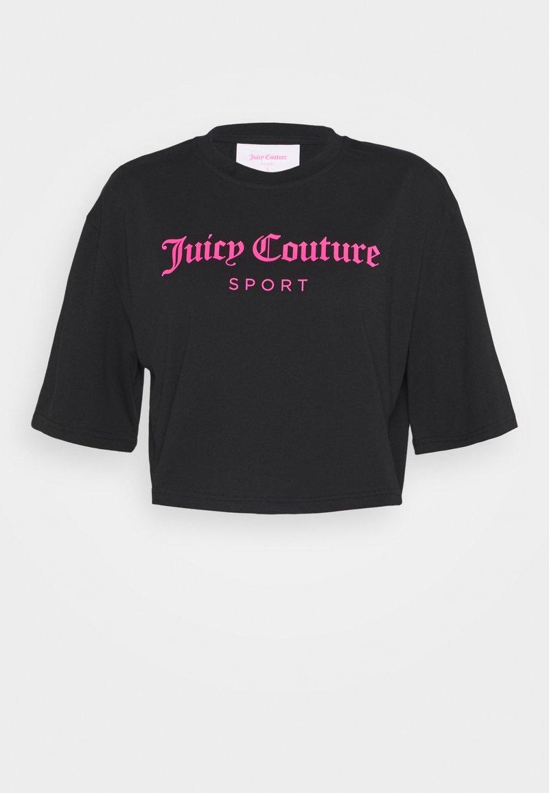 Juicy Couture - CARLA - T-shirts print - black