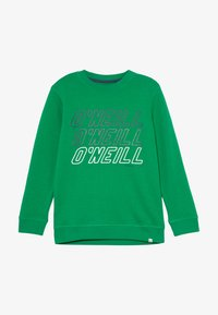 O'Neill - CREWS ALL YEAR  - Sweatshirt - jolly green - 0