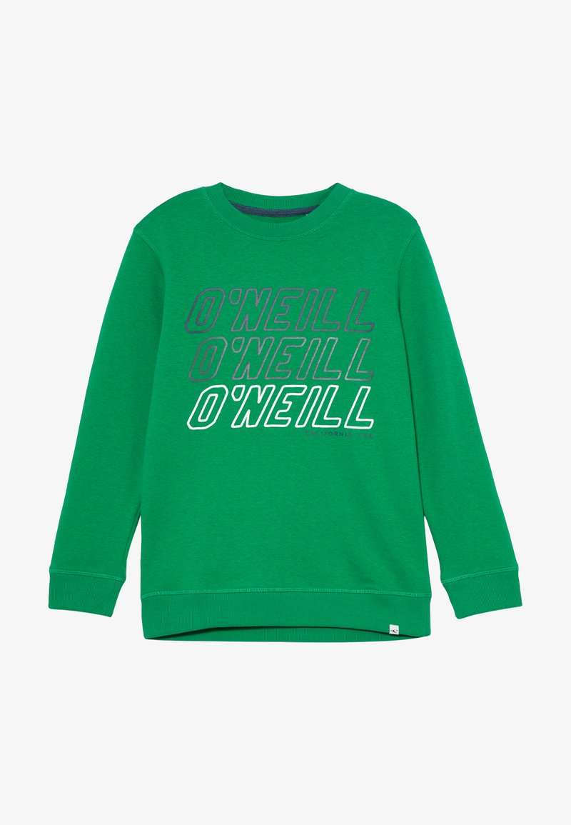 O'Neill - CREWS ALL YEAR  - Sweatshirt - jolly green