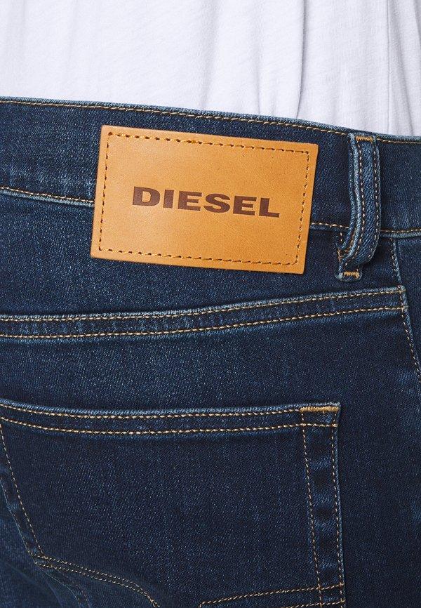Diesel D-LUSTER - Jeansy Slim Fit - ewer/ciemnoniebieski Odzież Męska SLJX