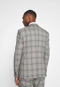 Esprit Collection - CHECK - Oblek - grey - 3