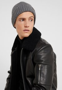 Barbour - CARLTON BEANIE - Beanie - grey - 1