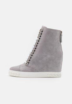JOLLY  - Sneakers hoog - rock/ice