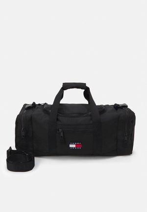 HERITAGE DUFFLE UNISEX - Weekendbag - black