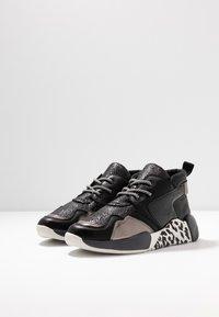 Colors of California - Höga sneakers - black - 4