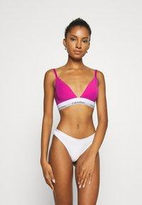 Calvin Klein Underwear - MODERN LINED - Triangel-BH - bright magenta - 1