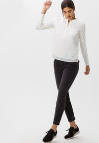 BRAX - STYLE CLARISSA - Long sleeved top - offwhite - 1