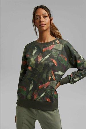 Sweater - dark khaki