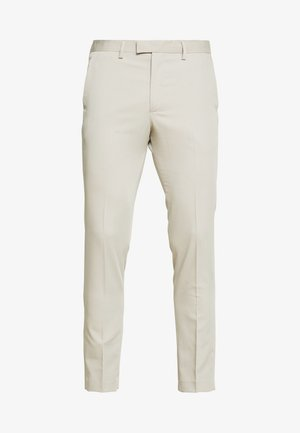 JPRVINCENT TROUSER - Pantalon - beige