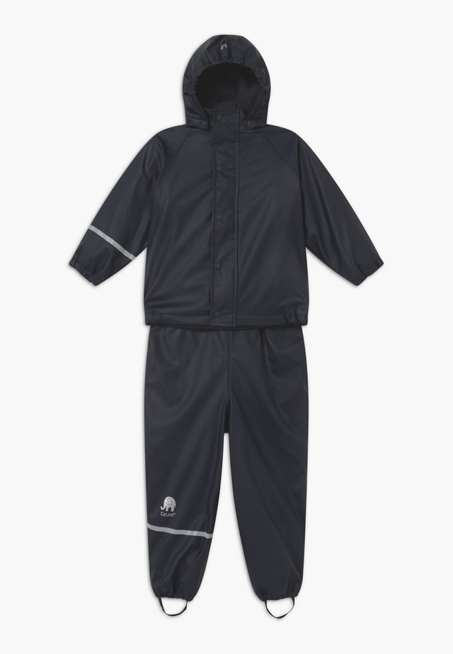 RAINWEAR SET UNISEX - Kurahousut - navy