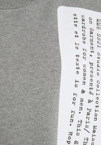 MM6 Maison Margiela - Sweatshirt - grey - 7