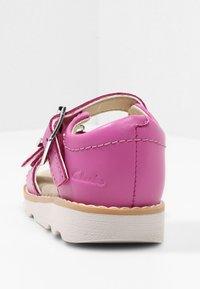 Clarks - CROWN BLOOM  - Sandals - pink - 3