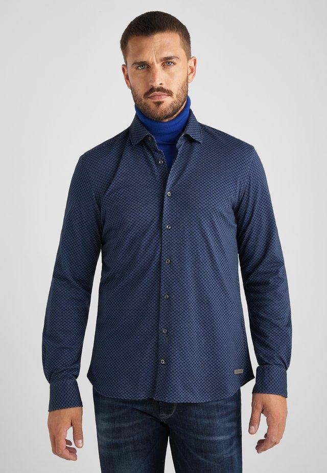 Shirt - yves blue