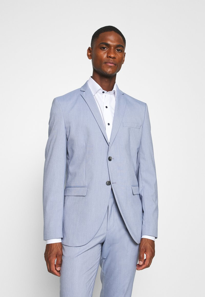 Selected Homme - SLHSLIM MYLOLOGAN - Traje - colony blue