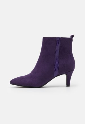 Ankelboots - purple