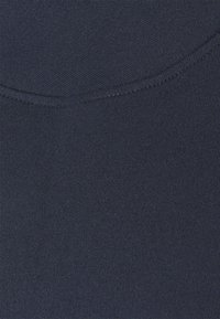 Daily Sports - AGNES MOCK NECK - Long sleeved top - navy - 2