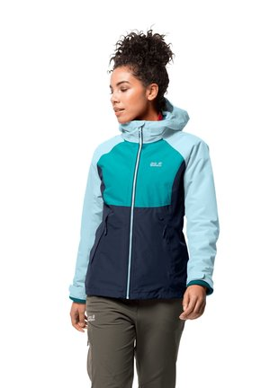 3 IN 1   - Hardshell jacket - frosted blue