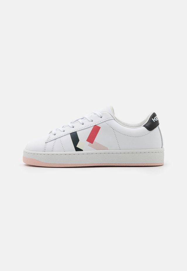 FILLES - Sneakers laag - blanc