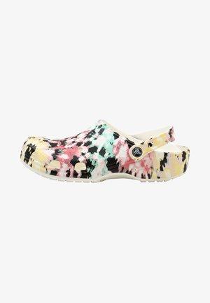 CLASSIC TIE DYE MANIA - Clogs - multicolor