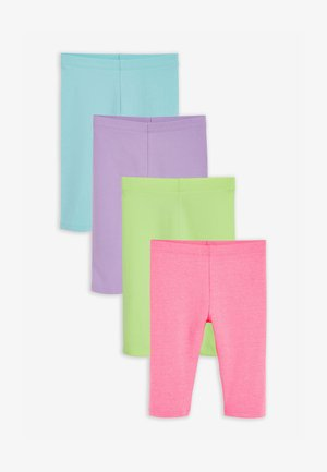 Leggings - Trousers - neon pink