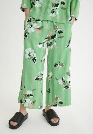KEELIAIW CULOTTE - Trousers - green spring