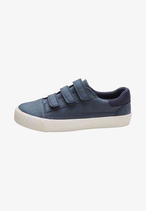 TRIPLE STRAP - Klittenbandschoenen - blue