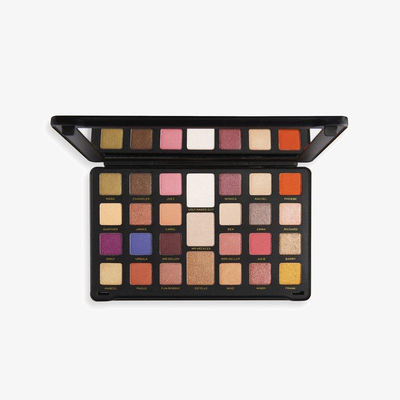 Make up Revolution - REVOLUTION X FRIENDS LIMITLESS PALETTE - Eyeshadow palette - -
